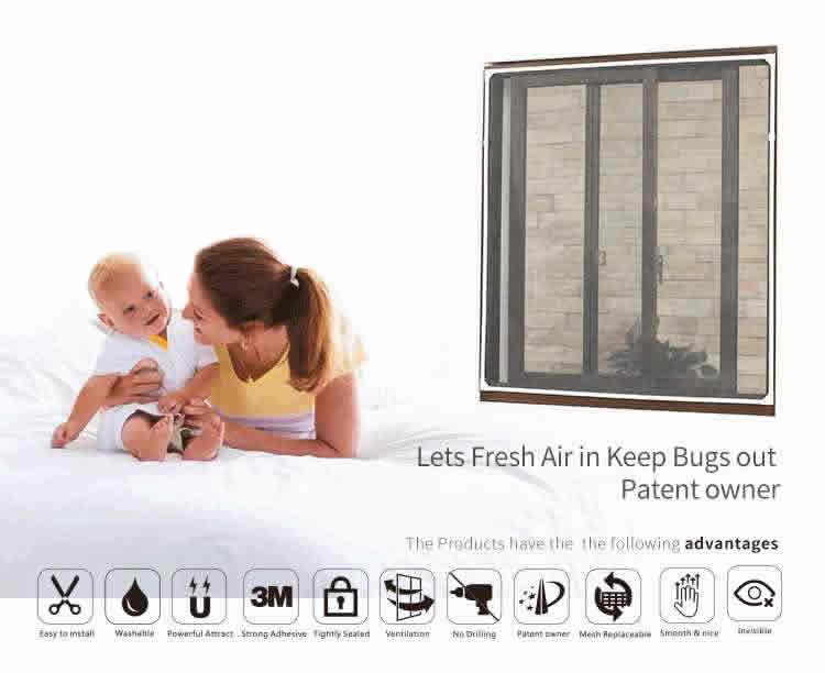 DIY window screen supply company